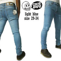 Celana Jeans Skinny Cheap Monday
