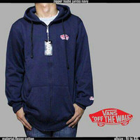 Jaket / Sweater Vans simple Jumbo / XL fit XXL