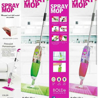 Spray Mop Microfiber