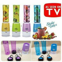 shake n take gen generasi 3 blend go 2 double cup juicer blender new