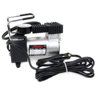 Mini Heavy Duty Air Compressor with Real 100 PSI - Pompa Ban Mobil Mot