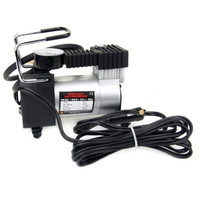 Electric Elektrik DC 12V Mini Heavy Duty Air Compressor with Real 100