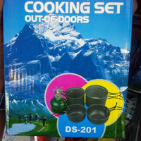 COOKING SET DS-201