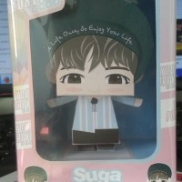 BTS Suga Ver. Young Forever Papertoy