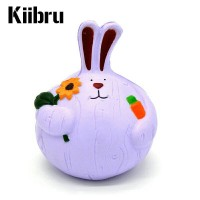 Kiibru Onion Rabbit Scented and Slow Rising Squishy