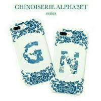 CHINOISERIE ALPHABET CASE IPHONE