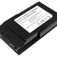 Baterai OEM Fujitsu LifeBook T4210 T4215 T4220(6 Cell)-Hitam/Gray Slvr