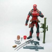 harga mainan action figure deadpool ori hasbro aksesoris lengkap Tokopedia.com