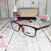 Kacamata Grosir Promo 21J Frame Frame Levis 5DF hitam marun