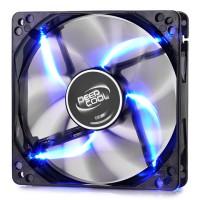DeepCool Wind Blade Blue LED with Hydro Bearing - Fan Case 12 cm