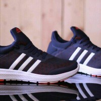 Adidas Boost Revolution Navy White Premium