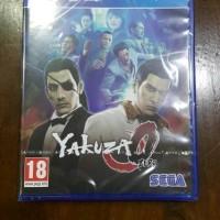 Yakuza Zero PS4 - reg 2