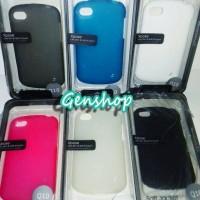 Case Silikon BB Blackberry q10 Soft Cover bbq10 Capdase Casing