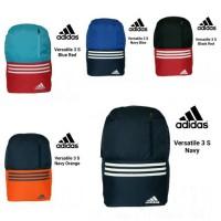 harga Tas Adidas Versatile 3 S Navy (dongker) - putih Tokopedia.com