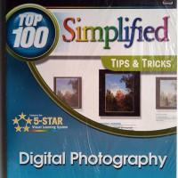 Buku Fotografi : Top 100 Simplified tips & tricks Digital Photography