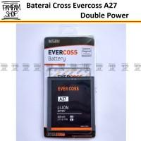 Baterai Cross Evercoss A27 Original Double Power | Batre, Evercross HP