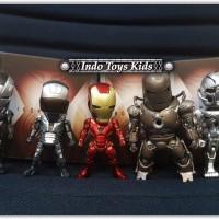 Figure Kids Logic Iron Man (1-5) Set