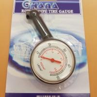 50 PSI GHANA Tire Pressure Gauge / Alat Pengukur Tekanan Angin