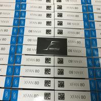 Deepcool XFan 80 Black with Hydro Bearing - Fan Case 8cm
