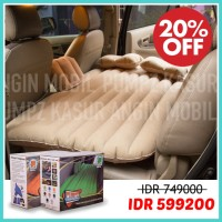 harga Grosir Pumpz Car Mattress/ Kasur Angin Mobil/ Air Bed - Cream Tokopedia.com
