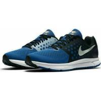NIKE Running Men Zoom Span - Sepatu Olahraga Murah Original