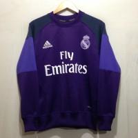 Sweater Training Real Madrid Purple 16/17