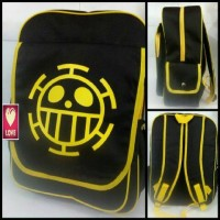 One Piece - Tas Bag Backpack Anime Trafalgar law