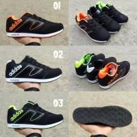 sepatu pria adidas neo salom impor vietnam