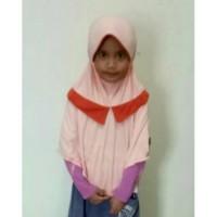 Jilbab anak vania / jilbab aqeela/ bergo sd