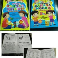 Buku Anak, Bahasa Inggris untuk TK/SD Kelas 1