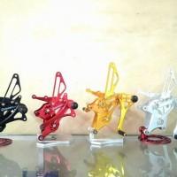 harga footstep/underbone cbr 150 merk boushi racing thailand Tokopedia.com