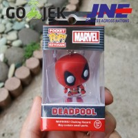 Jual Funko Pocket Pop Keychain - Marvel - Deadpool Murah