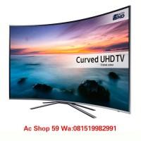 LED TV SAMSUNG 65 KU6500 ULTRA HD SMART 4K TV CURVED CRYSTAL COLOR NEW
