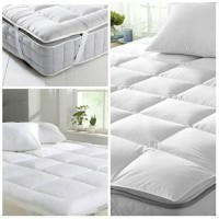 HOTEL BED MATTRESS (MATRAS) Protector/Topper size Single (uk. 120)