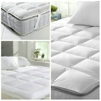 HOTEL BED MATTRESS (MATRAS) Protector/Topper size Queen (uk. 160)
