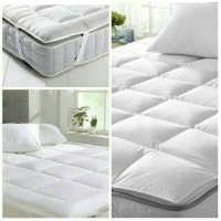 HOTEL BED MATTRESS (MATRAS) Protector/Topper size King (uk. 180)