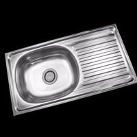 Sink Bak Cuci Piring Welden 76