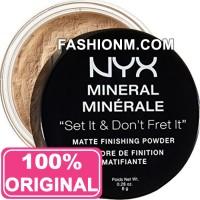 NYX Mineral Finishing Powder - Medium/Dark