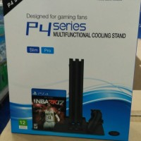 Dobe Multifunctional Cooling Stand for Sony Playstation 4 / PS4