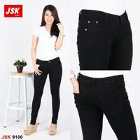 Celana Skinny Jeans Wanita Panjang Denim Celana Pensil 9100 ORIGINAL