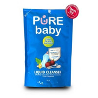 Baby Health Pure Bottle Cleanser 700ml Refill