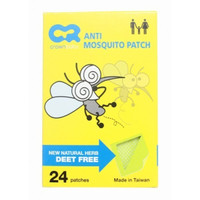 Baby Health Oil Crown Mosquito Patch