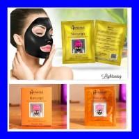 Jual Masker Naturgo Hanasui Original BPOM Masker Lumpur Peel Off Face Mask Murah