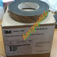 Safety walk slip reasistant 3m,anti slip tape 2 inch 610