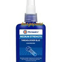 Medium Strength Threadlocker Blue,permatex 24250,