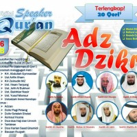 Speaker al quran adz dzikr Murottal Islam 16gb