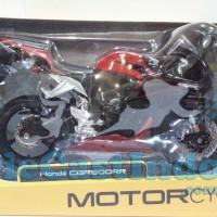 Maisto Motor - Honda CBR600RR, Red - Skala 1:12