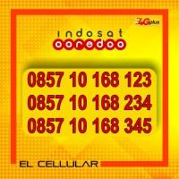 harga Nomor Cantik Indosat Ooredoo Hoki / Naik 0857 10 168 123 / 234 / 345 Tokopedia.com