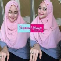 Pashmina Instan Raisa Original by Ginay,Jilbab/Hijab Premium Branded