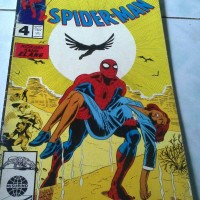 Komik Spiderman no. 4